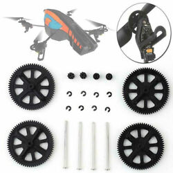 1Set For Parrot AR Drone Quadcopter Spare Part Motor Pinion Gear Gears Shaft $7.49