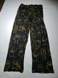 Cartoon Network Adventure Time Men#x27;s Lounge Sleep Pants Jake The Dog large $15.99