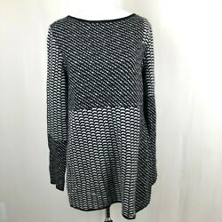 Nordstrom Collection Cashmere Tunic Sweater Size Small 100% Cashmere $39.99