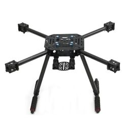 X4 500 500mm Carbon fiber Glass Fiber Center Plate Quadcopter Frame kit $89.99