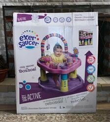 Evenflo Exersaucer Bounce and Learn Activity Sweet Tea Party $49.99
