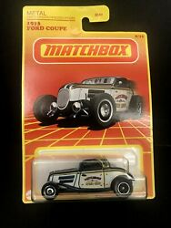 2020 Matchbox Retro 8 12 Target Exclusive 1933 FORD COUPE MATCHBOX SPEED SHOP $7.20