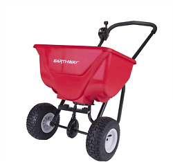 Earthway 2030P Plus Deluxe Estate Broadcast Seed And Lawn Fertilizer Spreader $151.99