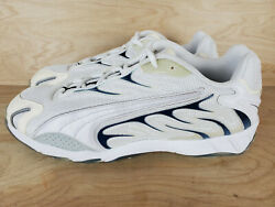 Puma Inhale Lace Up Sneakers Casual White Mens Size 13 $49.99
