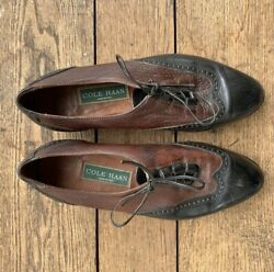 Vintage Cole Haan Leather Lace Ups $109.00