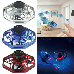 UFO Mini Drone Kids UFO Drone Toy Hand Operated Helicopter RC Quadcopter Flying $12.19