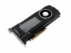 Nvidia GeForce GTX Titan Xp 12GB GDDR5X PCIe Video Graphics Card GPU $589.99