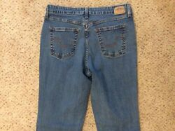 Levis Signature At Waist Bootcut Misses 14 Long Women Jeans **FREE SHIPPING** $20.00