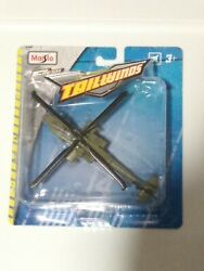 AH 64 Apache Helicopter. US ARMY. Maisto Fresh Metal Tailwinds. NEW in Package $16.20