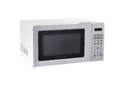 Kitchen Office Home Mini Microwave Oven Digital Countertop White Small 0.7 Cu.ft $43.07