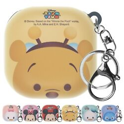 Disney Cute for Galaxy Buds2 Buds Pro Buds Live Case Hard Cover Key Ring $19.90
