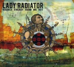 LADY RADIATOR Bounce Energy Hear Me Out CD **Mint Condition** $25.49