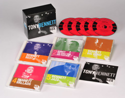 Tony Bennett star box 5CD Box Set 100 songs I Left My Heart in San Francisco $218.00