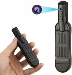 Pencam Mini Hd Video Recorder Small Camera Pocket Portable Security Pen Record $16.99