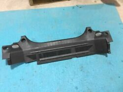 02 Jaguar XK8 USED Rear Trunk Step Bezel Floor Plastic Trim w Lights $330.06