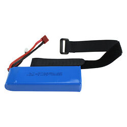 7.4v 2200mah RC Battery Upgrade Parts for Wltoys 144001 RC Cars $22.77