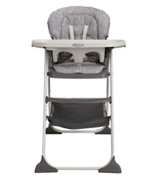 Graco Slim Snacker High Chair Ultra Compact High Chair Whisk $67.99