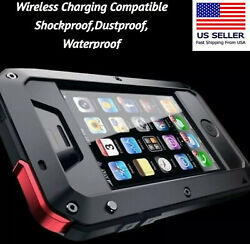 Shockproof Metal Gorilla Heavy Duty 360 Case Cover for iPhone 12 11 PRO MAX Mini $20.98
