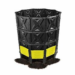 Large Compost Bin 190 Gallon 720 L Garden Composter with Better Aeration $130.37