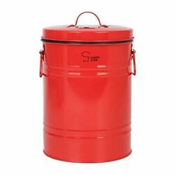 Outdoor Composting Bins Kitchen Compost Bin Countertop Recycle Bin for Red $36.84