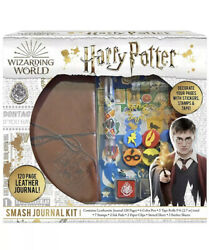 Harry Potter Smash Bullet Journal Stencil Stickers Stamps amp; Tape Art New $17.99