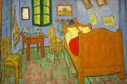 Bedroom in Arles by Vincent Van Gogh 50 Piece Wooden Jigsaw Puzzle $15.95