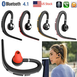 Bluetooth Headset Wireless Earphone Over Ear for Samsung Motorola Xiaomi Redmi $23.49