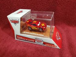 Disney Cars RS Team Lightning McQueen Special Edition Display Target Exclusive $11.98
