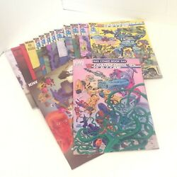 Transformers vs. G.I. Joe complete series plus special issues Tom Scioli $65.00