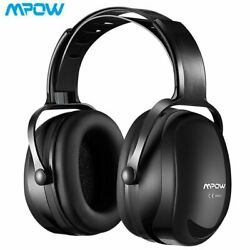 Mpow 36dB Ear Muffs Ear Defenders Noise Reduction Hearing Shooting Protector US $25.69