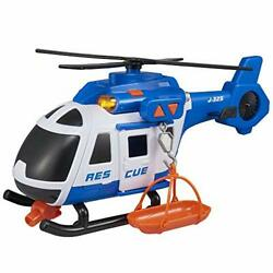 Teamsterz Large Light amp; Sound Rescue Helicopter Kids Emergency Police Toy GBP 29.75