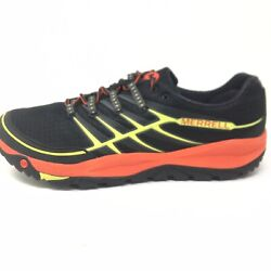 Merrell All Out Rush Sneaker Black Trail Running Hiking Shoes Sneakers Mens 13 M $39.99