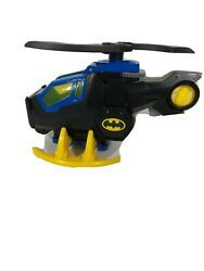 Batcopter Batman Helicopter Imaginext Fisher Price DC Comics 2012 $9.00