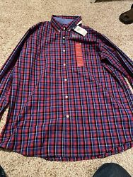 Brand New Chaps Easy Care size XL button down shirt $10.00