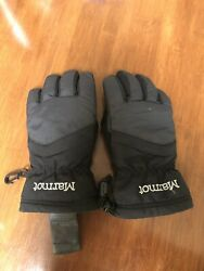 Marmot Kids Snow Gloves KIDS EXTRA SMALL Snowboard Ski Skiing Sledding Winter XS $12.99