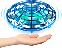 Hand Operated Drones for Kids or Interactive Infrared Induction Indoor Helico $31.49