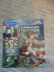 1999 STARTING LINEUP SLU MLB TED WILLIAMS COPPERSTOWN COLLECTION NIB $10.00