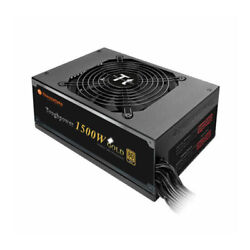 Thermaltake PS TPD 1500MPCGUS 1 Toughpower 1500W 80 Gold Power Supply $387.13