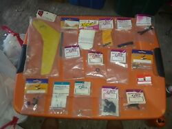 VINTAGE RC HELICOPTER PARTS. NEW OLD STOCK. $20.00