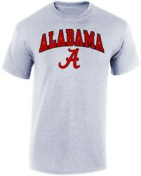Alabama Shirt T Shirt University Crimson Tide College Clothing