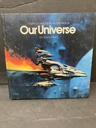National Geographic Picture Atlas Of Our Universe By Roy Gallant 1986 Edition $14.99
