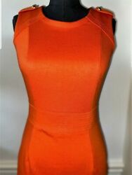 Banana Republic Orange Dress