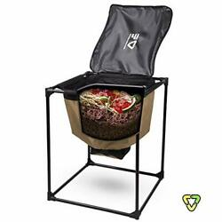 Bag Worm Composting Bin Version 2 Eliminates Need to Manually Sort Worms $184.82