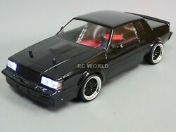 1 10 RC Car BODY Shell BUICK GRAND NATIONAL 200mm *Unpainted* CLEAR $59.99