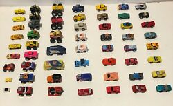 Vintage Micro Machines Road Champs GaloobFunrise Lot of 57 Toys 80's 90's Rare $129.99