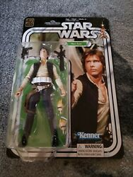 Star Wars 40th Anniversary Han Solo Toy Figure Sealed $33.99