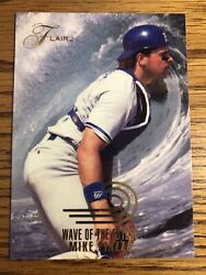 Mike Piazza 1993 Flair Wave Of The Future Dodgers #12 of 20 *75* $5.94