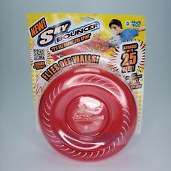RARE HTF Sky Bouncer by Maui Toys New Factory Sealed Red Ages 6 $50.98