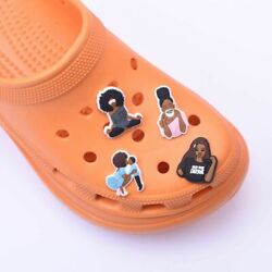 Novelty Shoe Charms PVC Cartoon High Imitation For Shoes Decorations Accessories $16.98