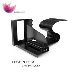 Vertical GPU Bracket 6PCI Slots VGA Extension Vertical Install Holder PCI E Wire $49.95